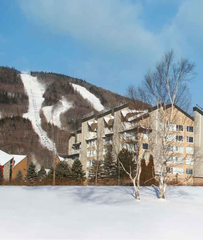 Holidays at Mont-Sainte-Anne