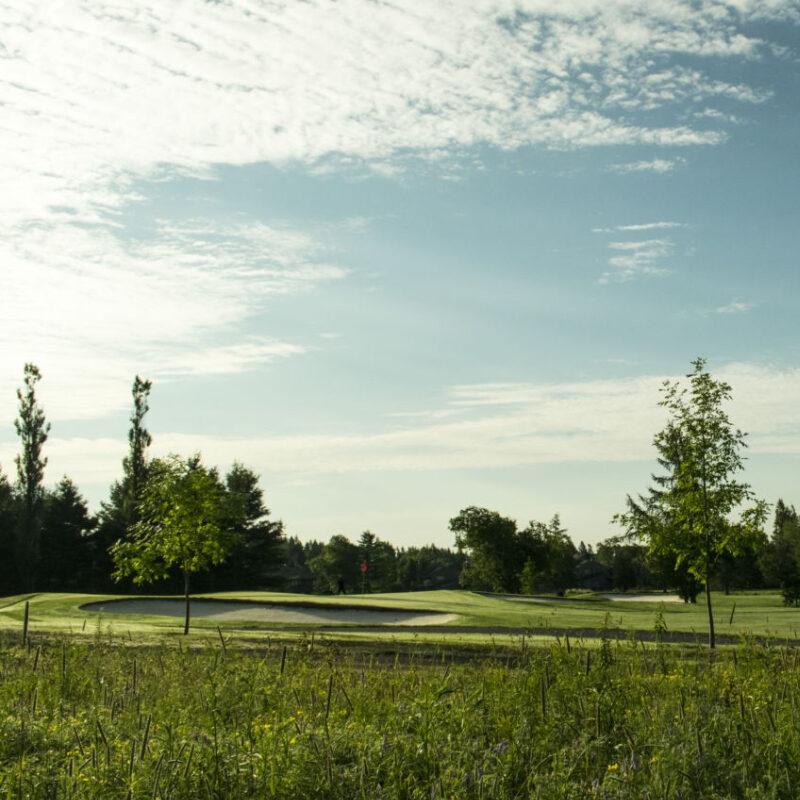 Gratuit: 3ième nuitée + 3ième ronde de golf !
