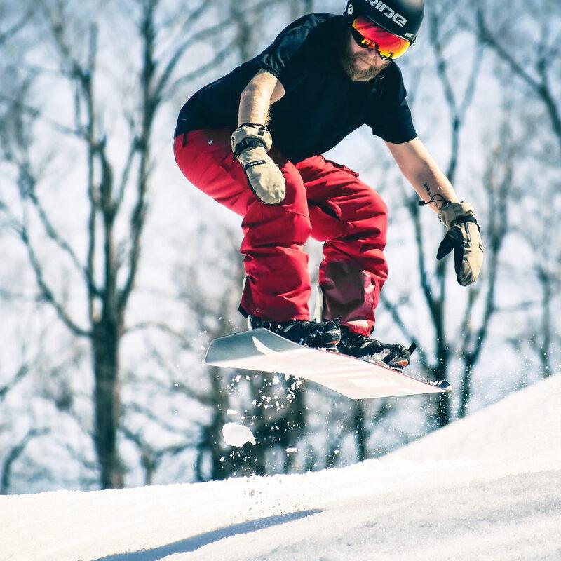 Spring favor ski promotion