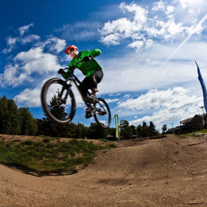 Discounts for mountain biking enthusiasts!